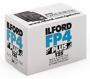 Ilford FP 4 135-36 Plus