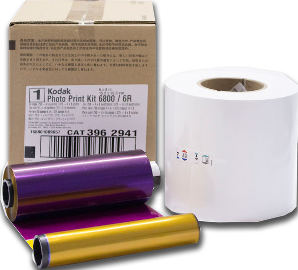 Kodak Photoprint Kit 6800/6R