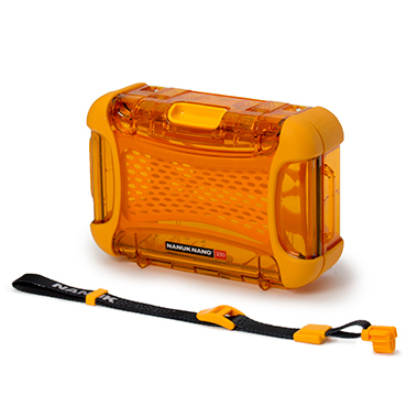 Nanuk Nano 330 Case orange