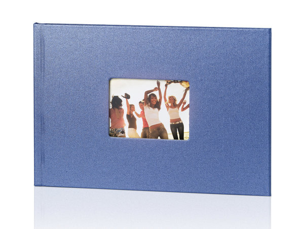 Mitsubishi Photo Book Cover 20x30 Jeans